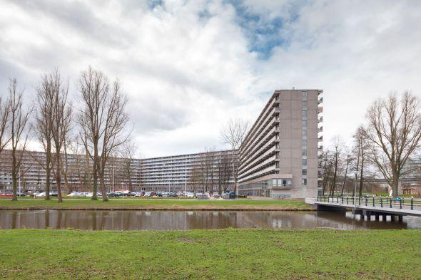 Deflat Kleiburg en Ámsterdam gana el premio Mies van der Rohe 2017