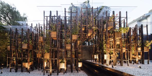 Técnicas de construcción: 7 modos innovadores de construir con bambú