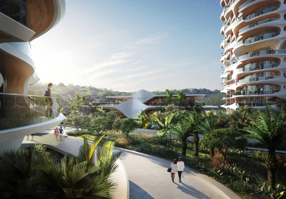 Zaha Hadid Architects en la Riviera Maya