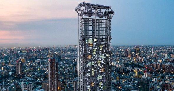 Un arquitecto diseña un rascacielos capaz de imprimir departamentos en 3D