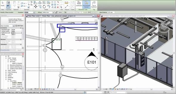 Curso de Revit MEP Electrical para Diseño de Instalaciones