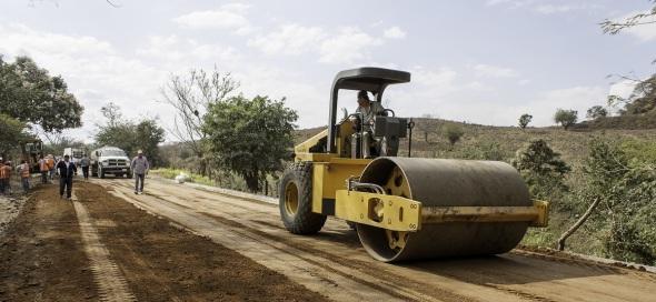 ¿Cómo solucionar una mala compactación en carreteras?