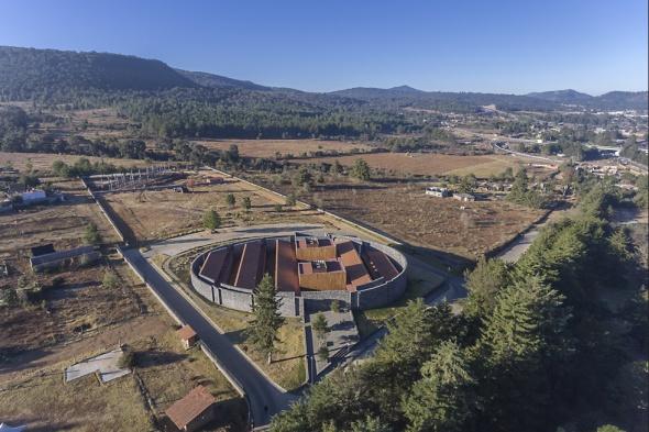 Gabriela Carrillo es la Arquitecta del año en el mundo por este espléndido trabajo en Pátzcuaro