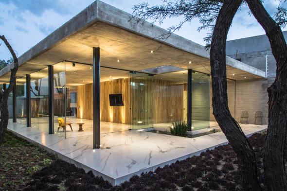 Casa Pabellón Para Una Sola Persona Noticias De Arquitectura Buscador De Arquitectura