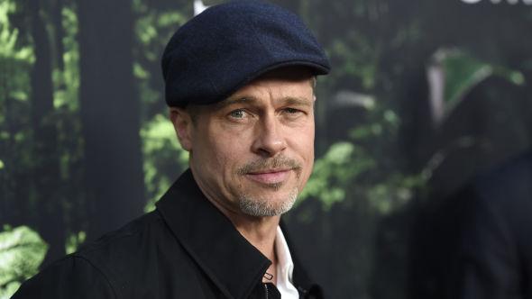 Brad Pitt se pone creativo y es demandado por una diseñadora de iluminación