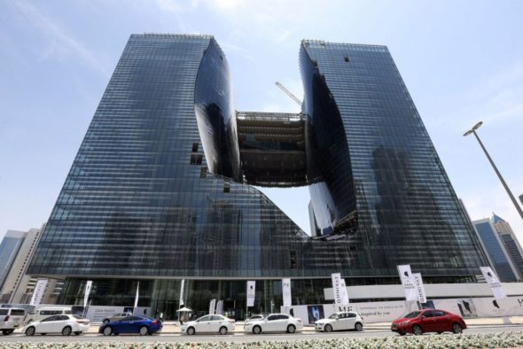 El Opus de Zaha Hadid en Dubái