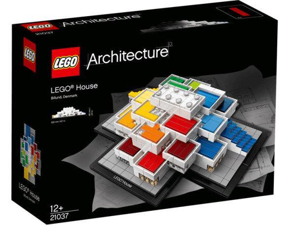 Hacer maquetas con LEGO