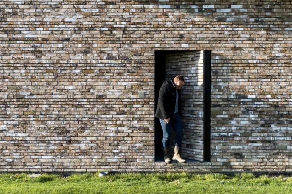 Si no te gustan las puertas, ¡escóndelas!