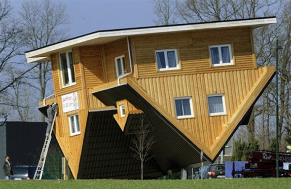 Humor en la Arquitectura: Leyes de Murphy para arquitectos