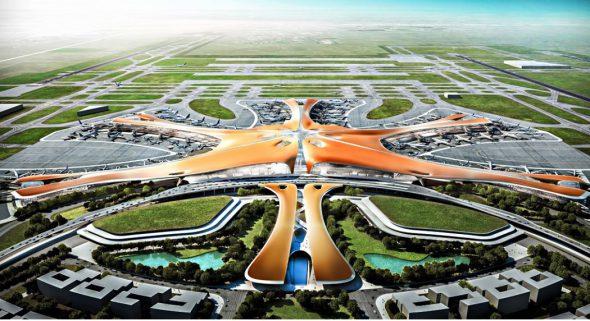 Aeropuertos de peso completo