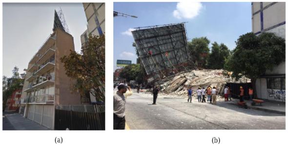 El tipo de estructura que causó más de la mitad de los derrumbes en la CDMX