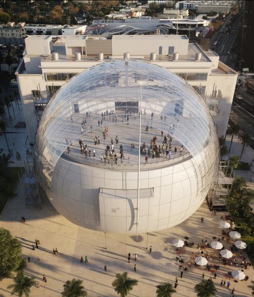 Renzo Piano construye el museo del cine en Los Ángeles