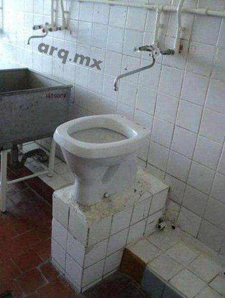 Humor en la arquitectura. Reciclaje hasta sus últimas consecuencias