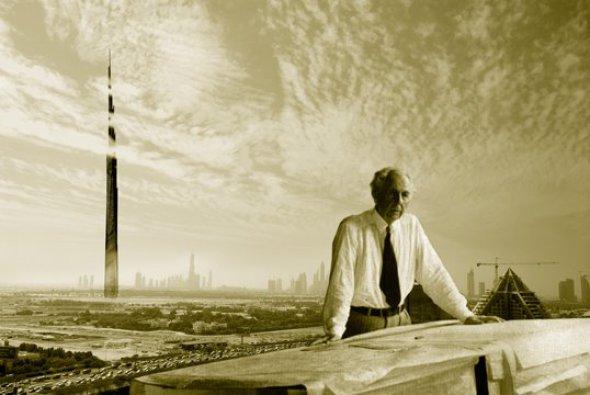 Grandes proyectos que no se construyeron: La Milla de Frank Lloyd Wright