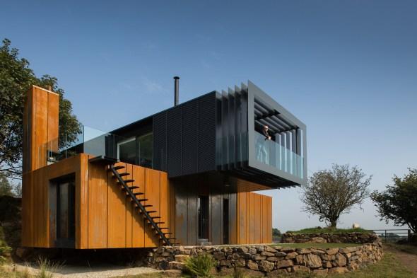 Autoconstrucción estilo Gran Bretaña: Grand Designs