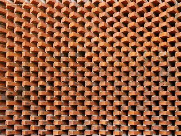 El tabique en la arquitectura
