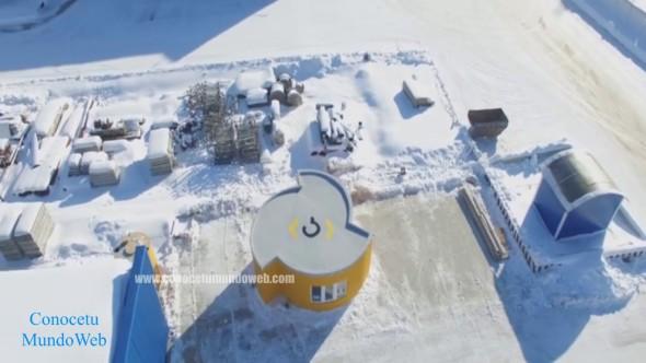 [Video] Así es como se construye una casa con una impresora 3D