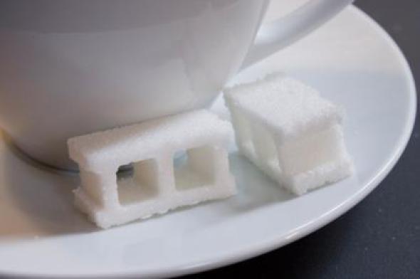 Humor en la arquitectura. Azúcar para constructores