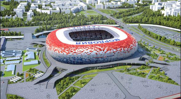 Antes de que ruede el balón, conoce los 12 estadios de Rusia 2018