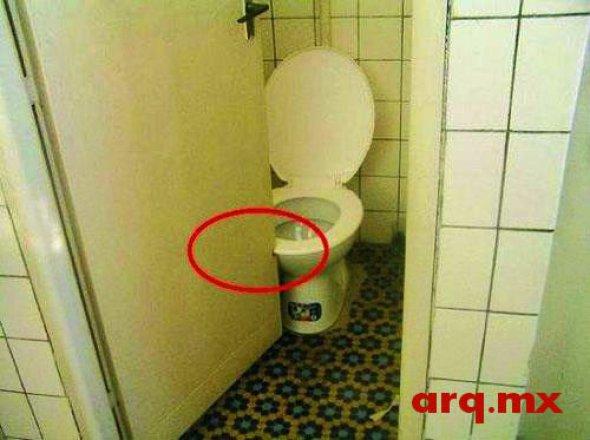 Humor en la arquitectura. Dios está en los detalles.