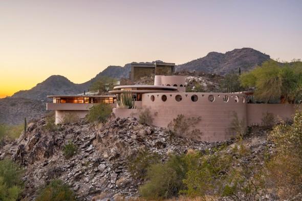 A la venta, la última casa de Frank Lloyd Wright
