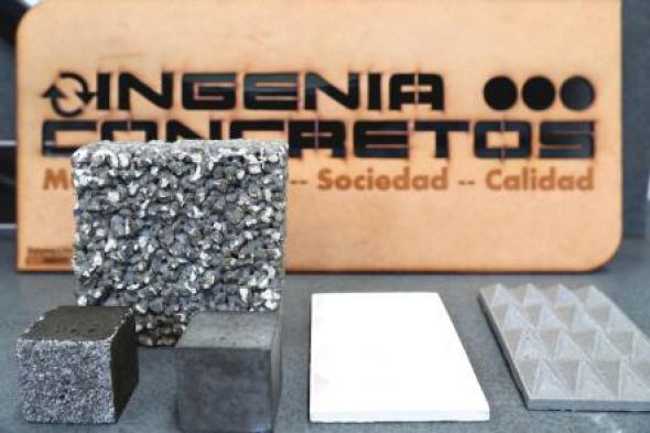 Invento 100% mexicano: concreto que purifica el aire