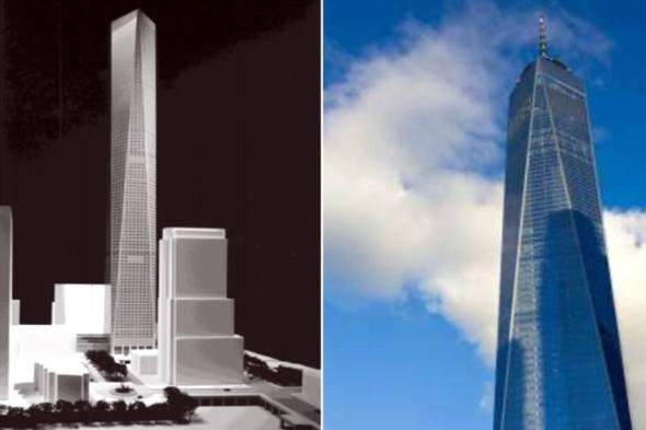 ¡Plagio en el WTC!