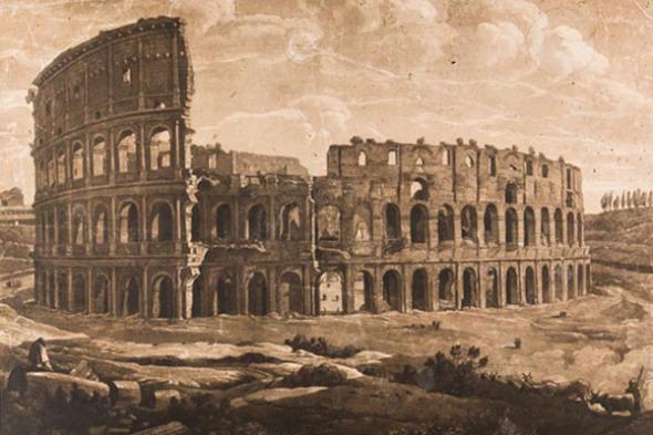 La historia de Roma en 4,000 imágenes online