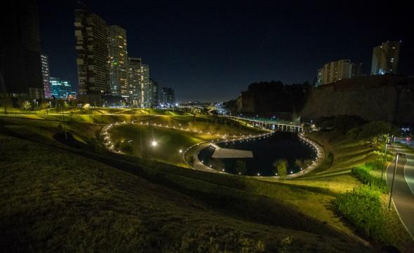Parque La Mexicana: nuevo pulmón de la Ciudad de México