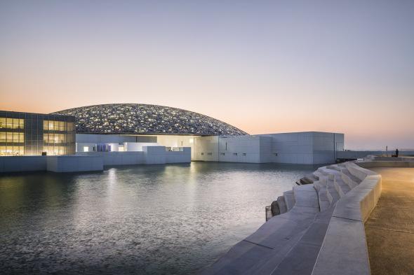 La cúpula del Louvre Abu Dabi: hazaña de ingeniería