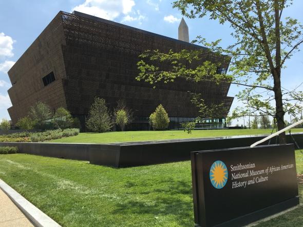 El nuevo icono de Washington: Museo Nacional de Historia y Cultura Afroamericana