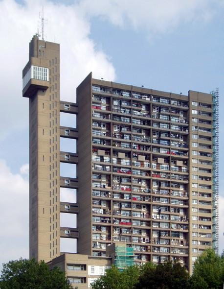 En peligro, la arquitectura brutalista de los años 50, 60 y 70