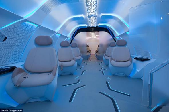 El primer Hyperloop del mundo se construirá en…