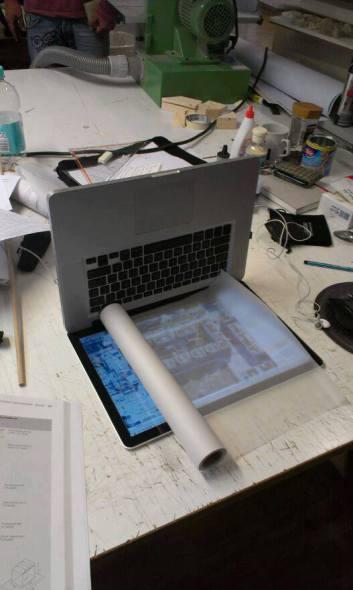 Humor en la arquitectura. Comandos en AutoCAD: Copy Paste