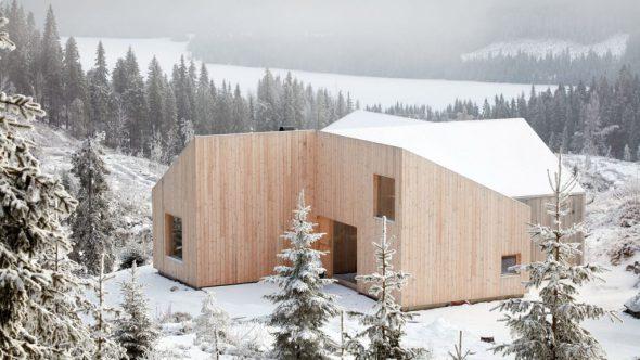 Rediseñando la cabaña noruega