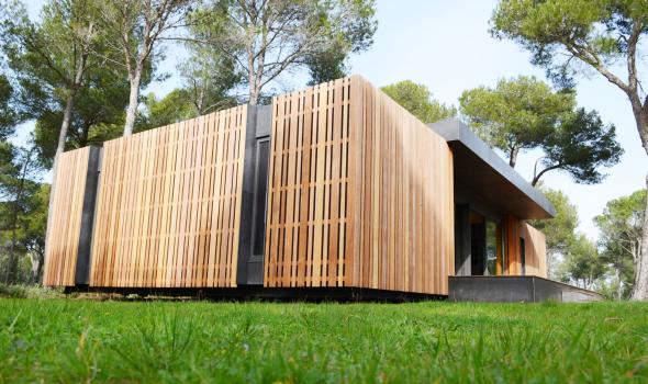 Las 10 casas más sustentables del mundo