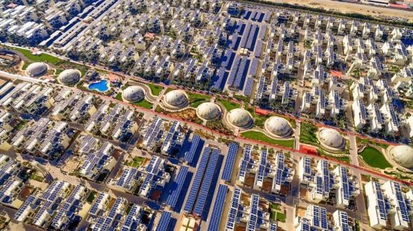 La primera ciudad 100% sustentable del mundo está en Dubái