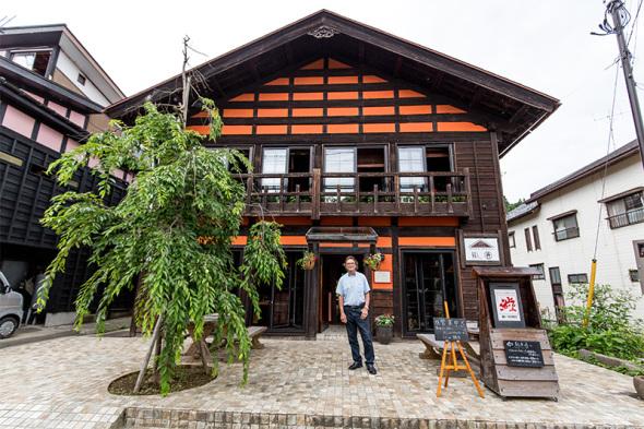 Arquitecto alemán rescata casas rurales tradicionales en Japón