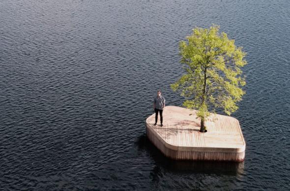 Para vivir en una isla desierta