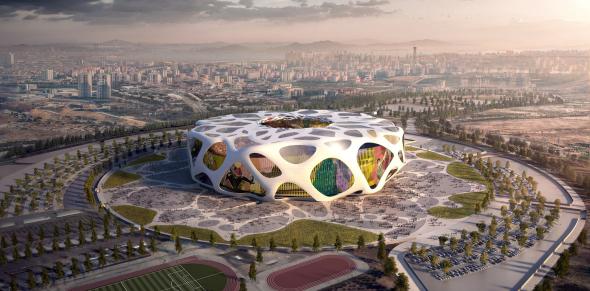 El estadio donde se disputará la final de la Champions 2024