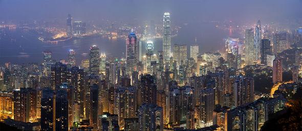 Feng Shui aplicado a los rascacielos de Hong Kong