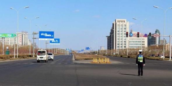 Ordos, la ciudad china fantasma