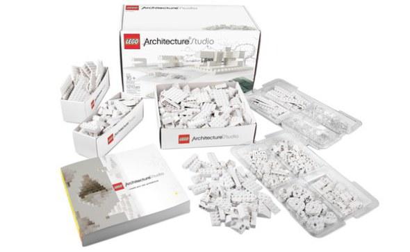 Ya puedes hacer tus maquetas con LEGO