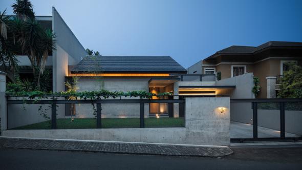 Hikari House: la casa de la luz