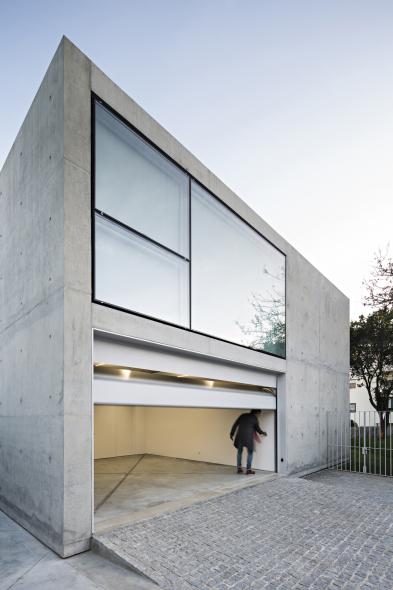 Casa sin puerta principal
