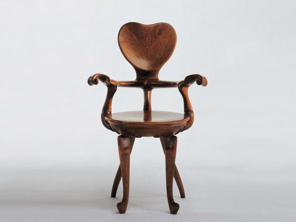La silla Calvet, un diseño de un tal Gaudí