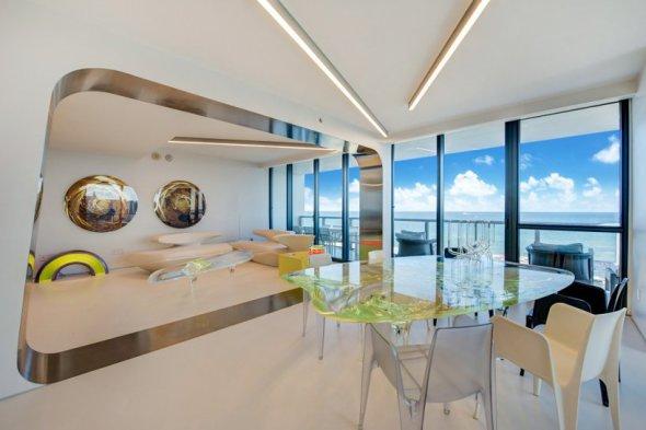 Vendido, el apartamento donde vivió Zaha Hadid