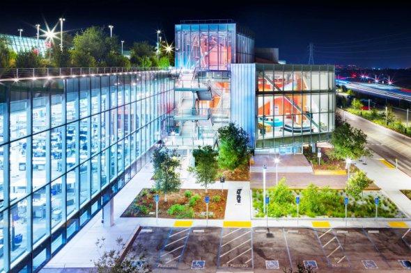 El diseño de Frank Gehry para Facebook