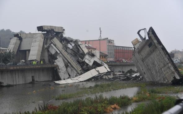 Renzo Piano reconstruirá el puente destruido en Génova