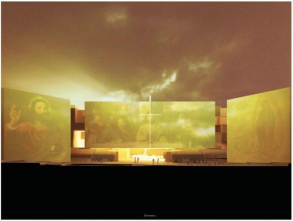 Herzog and de Meuron diseñan iglesia para una de las ciudades más peligrosas del mundo